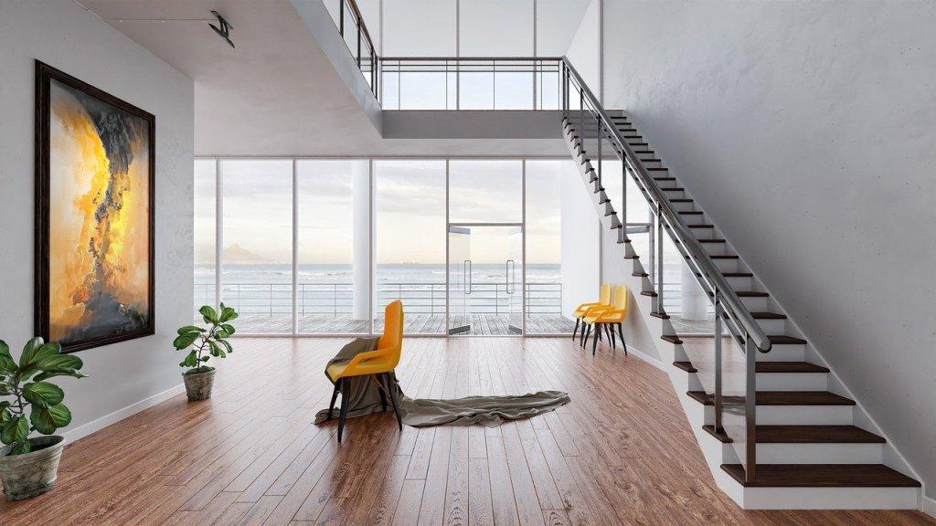 Créer une mezzanine dans une maison.