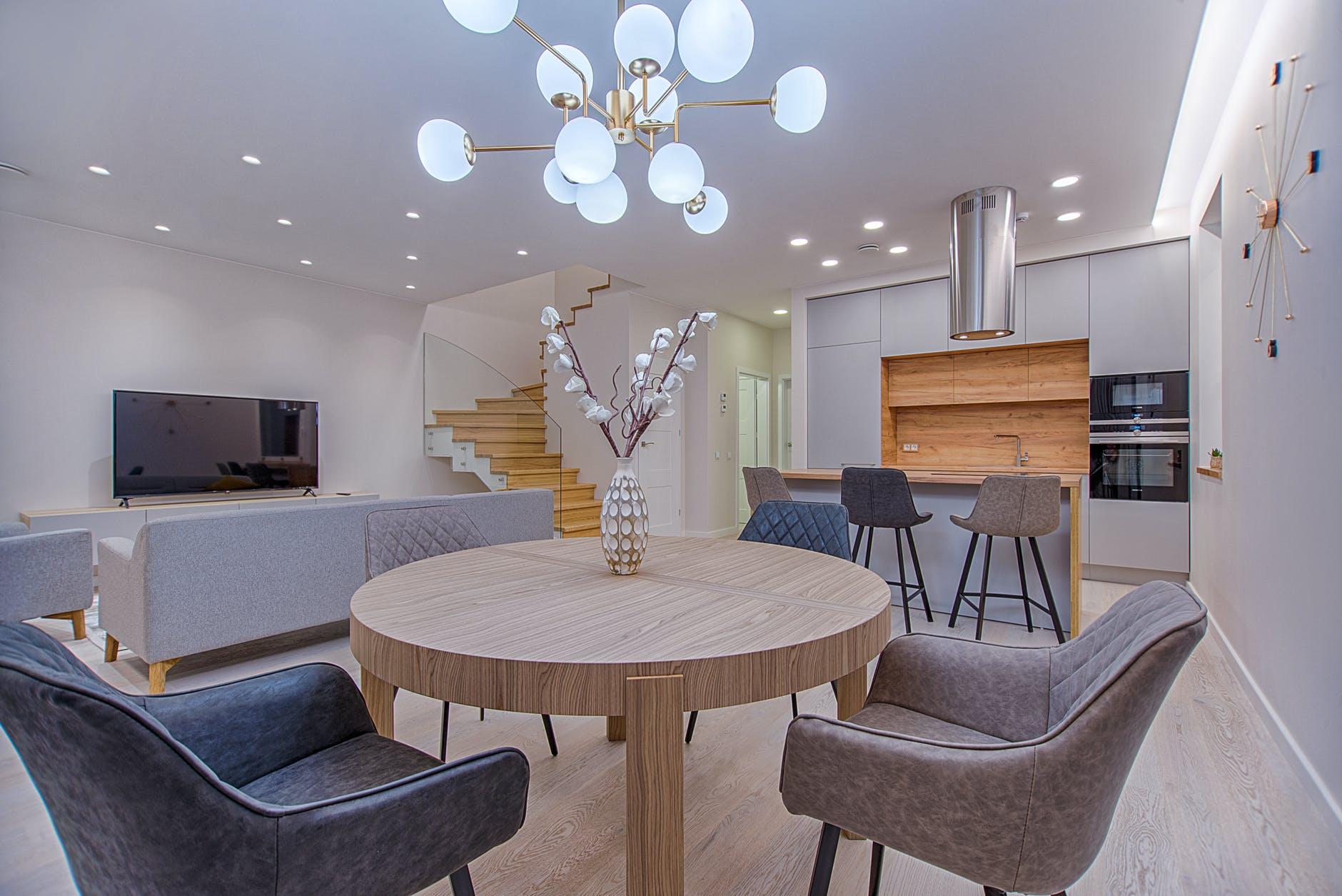 Eclairage maison luminaires spots