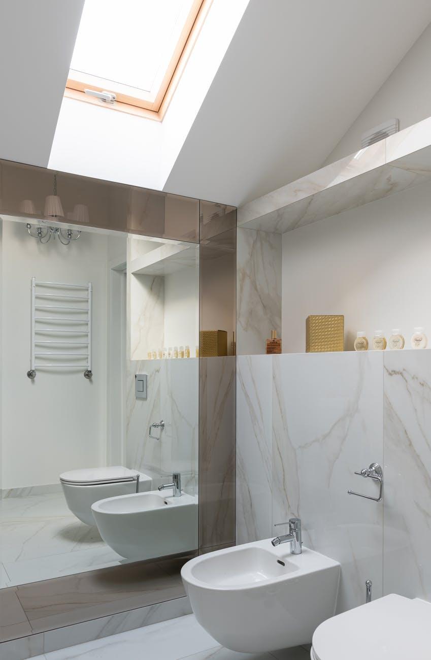 Bidet salle de bains