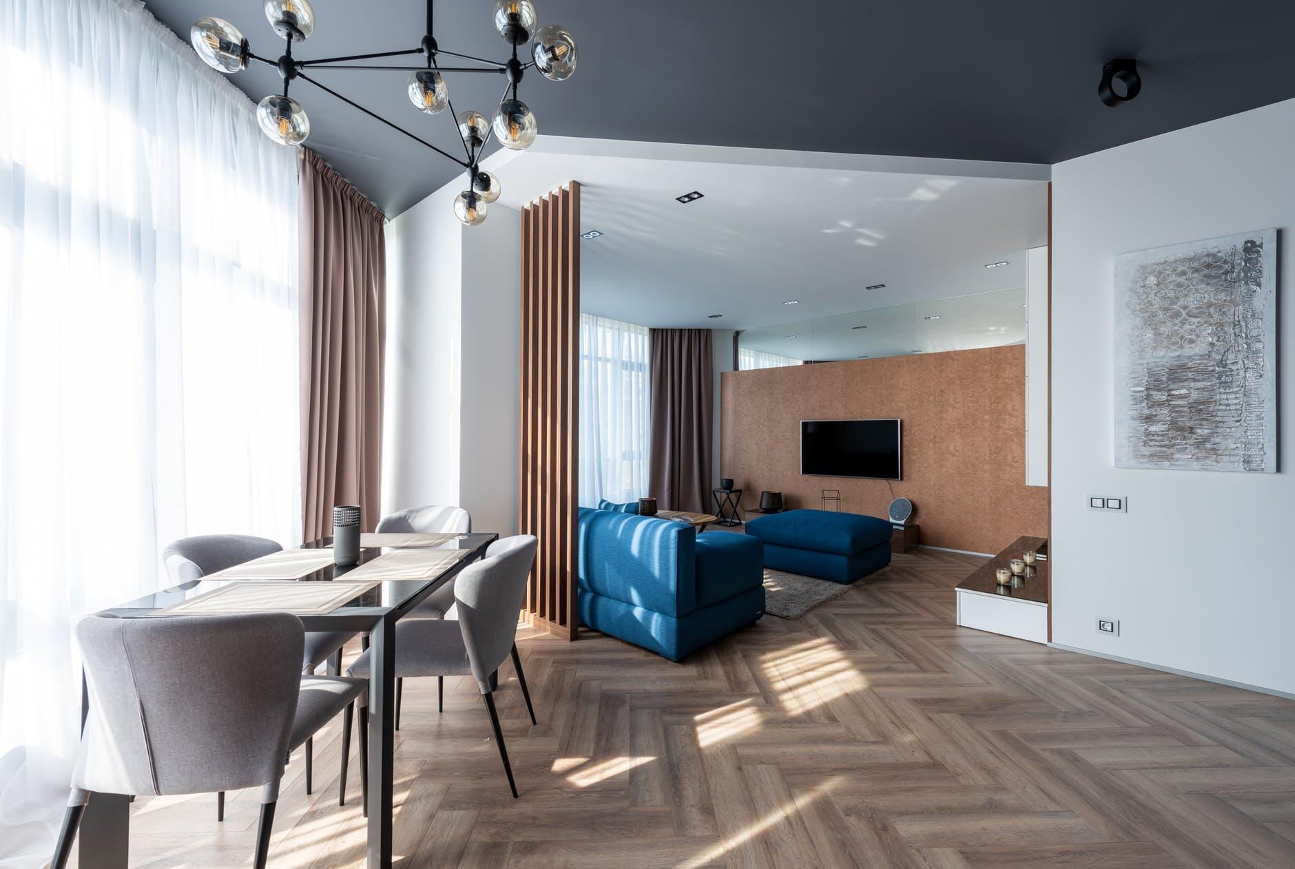Créer séparation (cloison) dans un appartement.