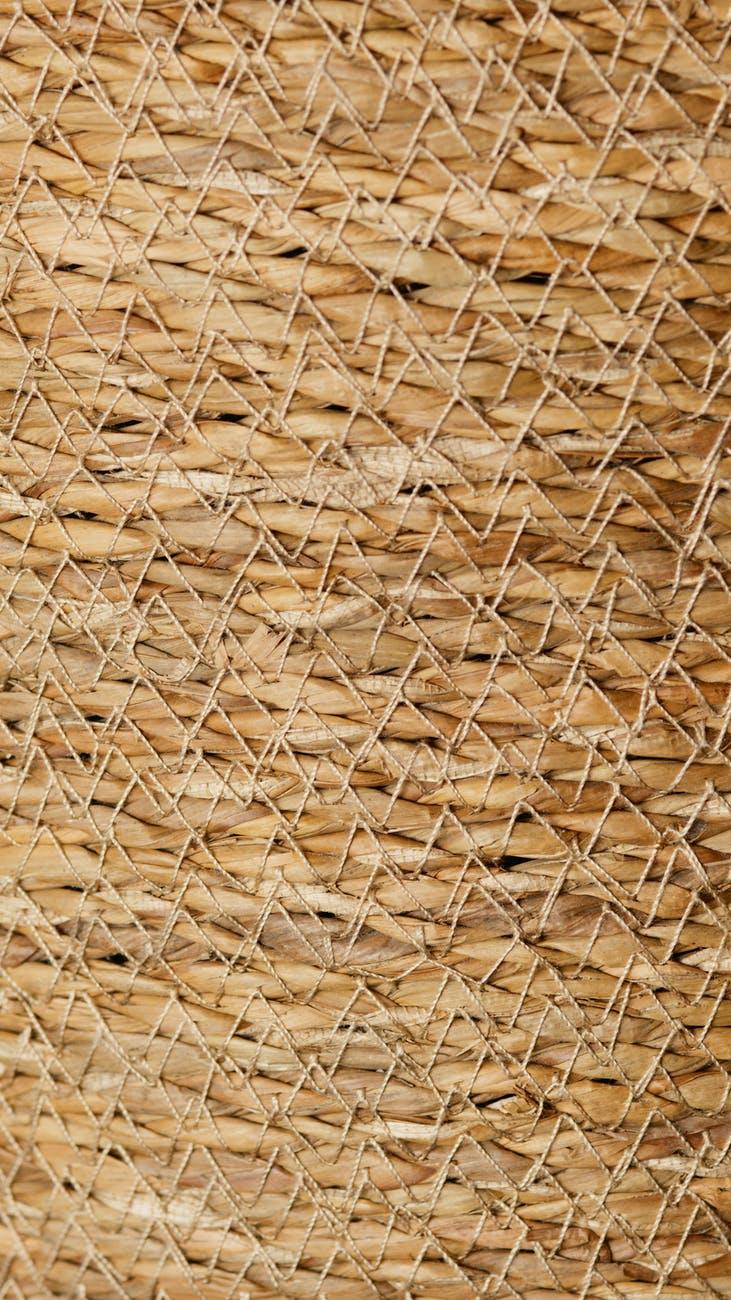 Revêtement de sol fibre végétale
