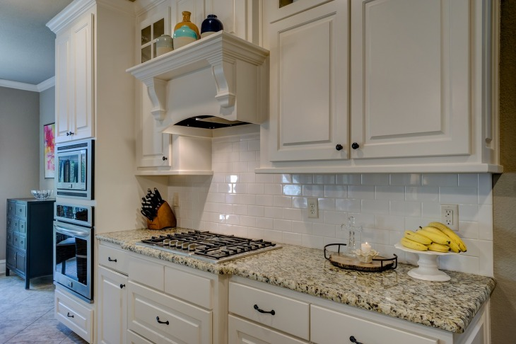 Plan de travail cuisine marbre