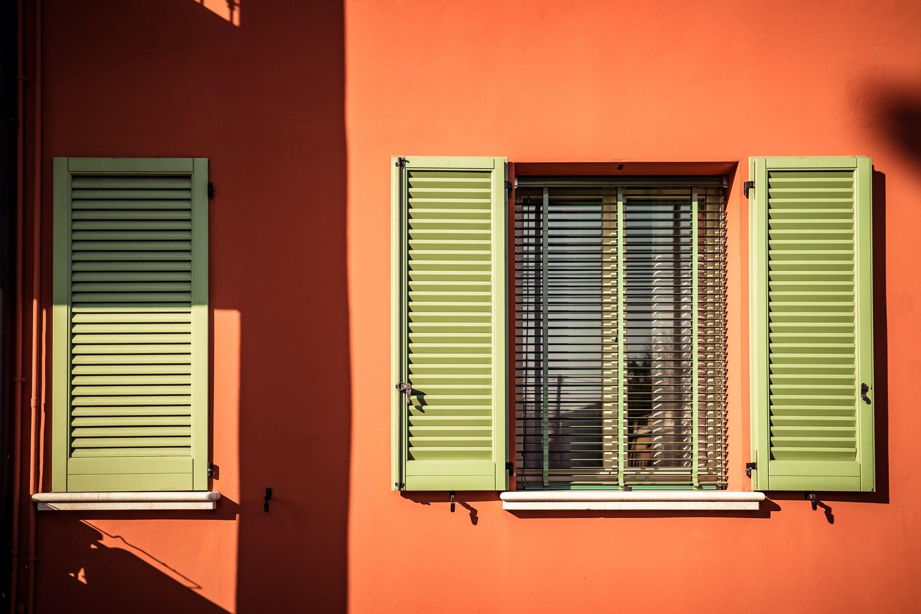 Fenêtres - Volets