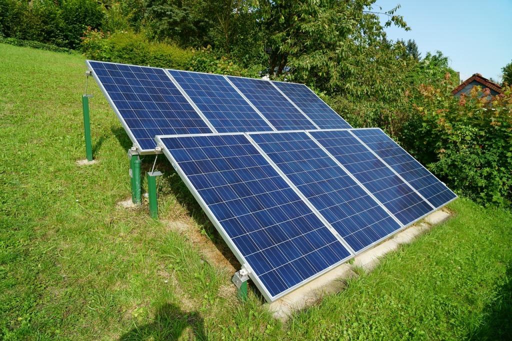 Chauffage panneaux solaires photovoltaique