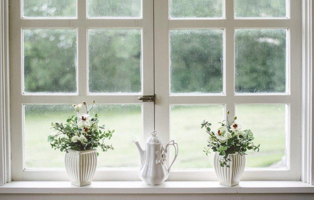 Fenêtres simple vitrage