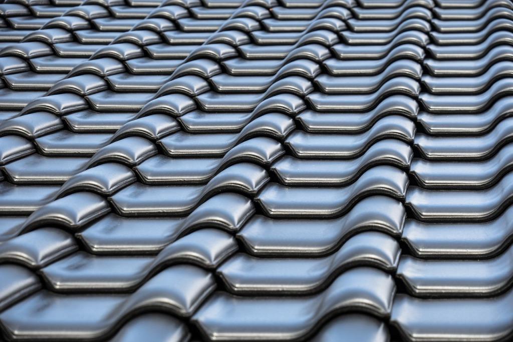 Les matériaux de toiture